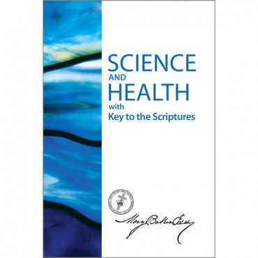 cover of Science and Health with Key to the Scriptures by Mary Baker Eddy